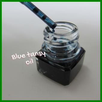 blauer Rainfarnöl, Bio