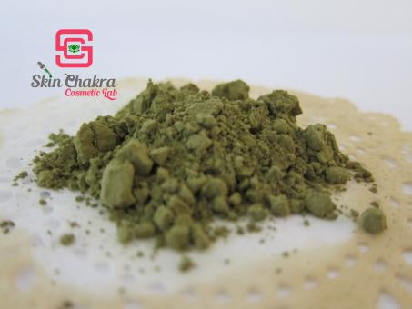 Green tea microzest powder