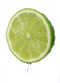Lime zest essential oil