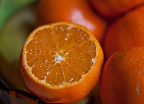Bio Mandarine (Rot) Öl
