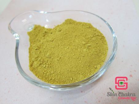 Brazilian yellow clay