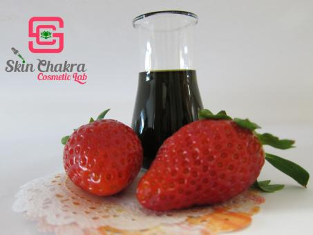 Strawberry seed oil, virgin, organic