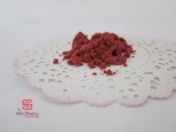 Cranberry microzest powder